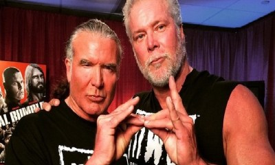Kevin Nash and Scott Hall