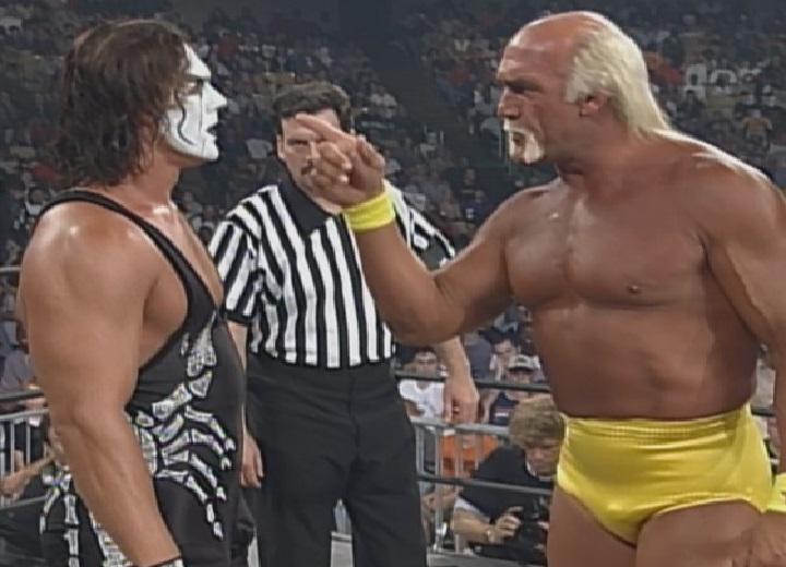Sting Vs Hulk Hogan