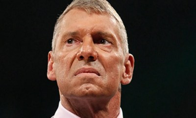 Vince McMahon Angry Fire