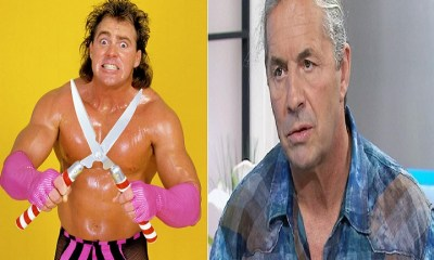 Bret Hart and Brutus Beefcake