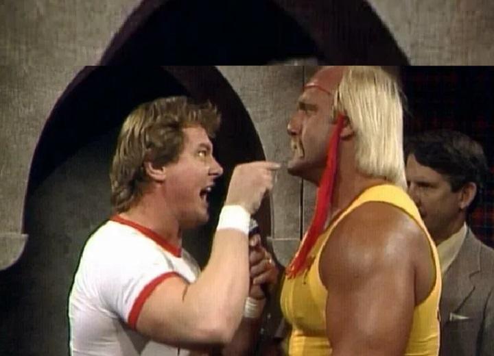 Hulk Hogan made amends with Roddy Piper