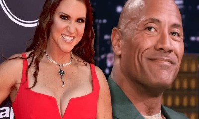 Stephanie McMahon talks The Rock