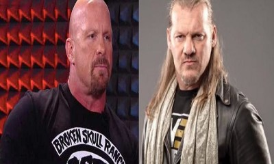 Steve Austin warns Chris Jericho