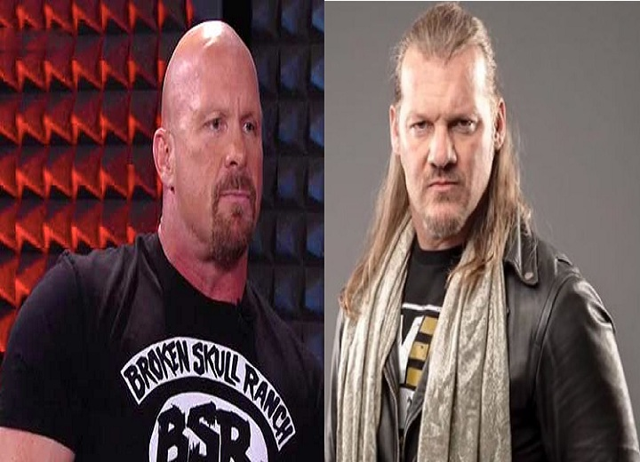 Steve Austin warns Chris Jericho