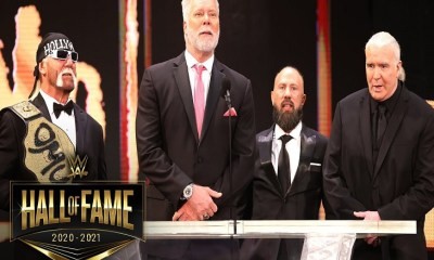 Kevin Nash and the NWO TEAM