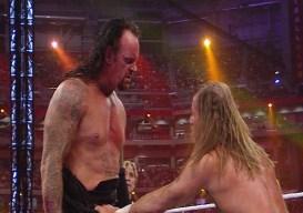 shaun michaels, undertaker
