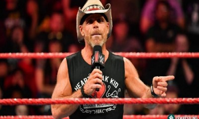 Shawn Michaels is my favourite all time wrestler
