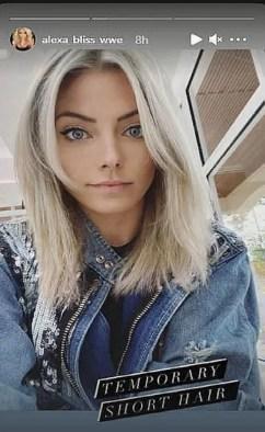 Alexa bliss new photo