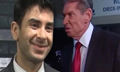 Vince mcmahon Tony khan