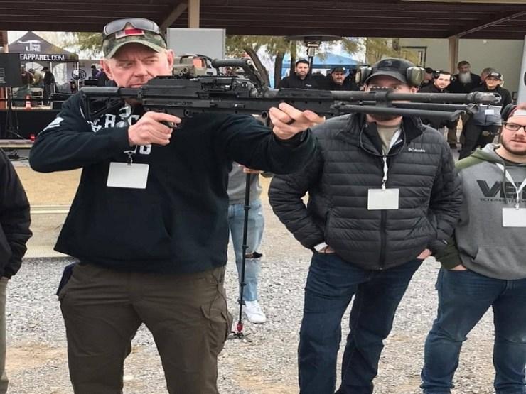 Undertaker's Firearm