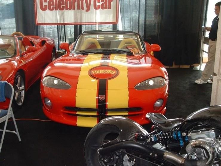 hulk hogan cars1
