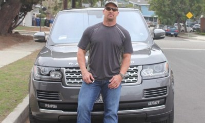 steve austin's car collections