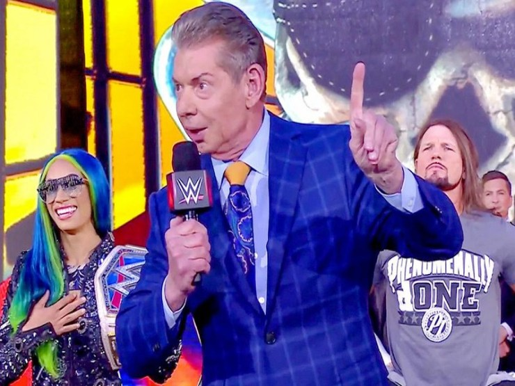 vince mcmahon selling WWE eventually