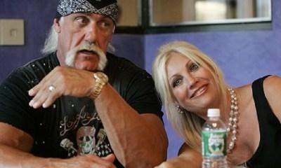 Hulk Hogan and Linda Hogan