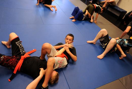 Violence or discipline? MMA gains popularity among kids