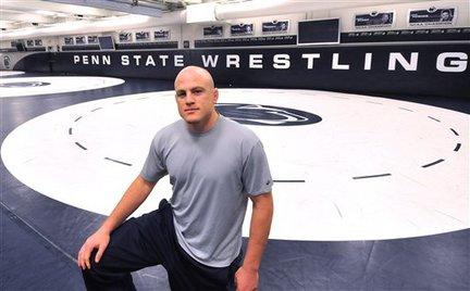 Wrestling Coach Cael Sanderson