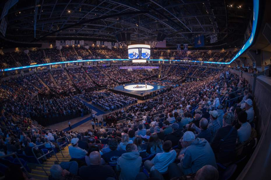 Sold Out Wrestling Meet