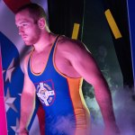 Team USA's Kyle Snyder
