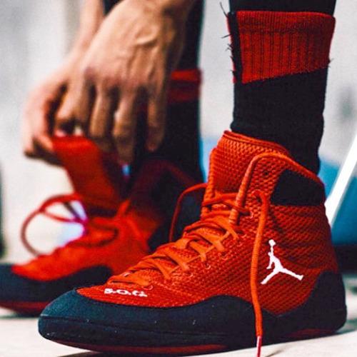 SOG Andre Ward Air Jordan Inflict Trainers #nike #jordans...