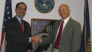 Chilcott Appointed New Director of County Veterans Service Agency