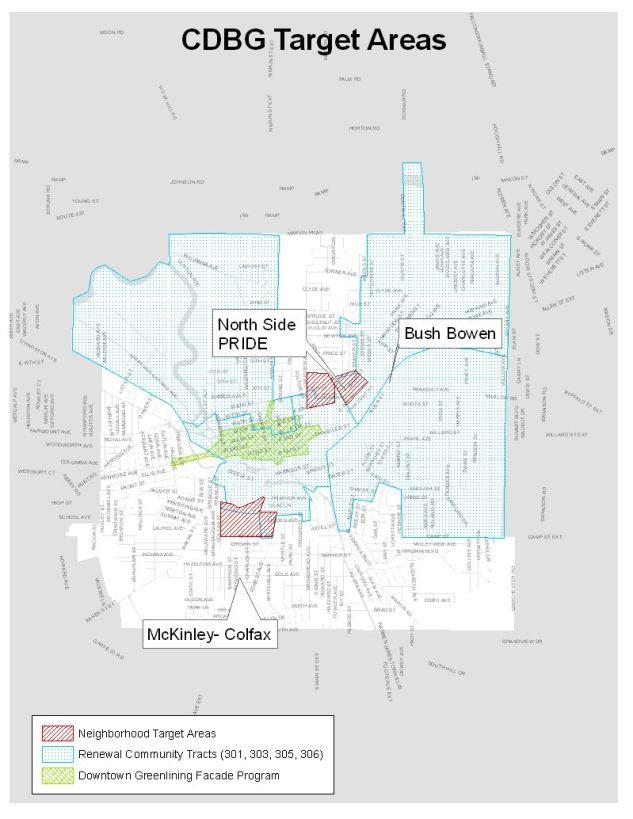 CDBG Map