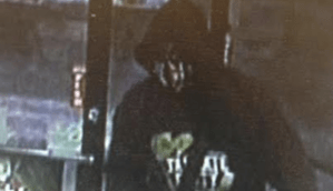 Police Release New Image Possibly Connected to CVS Robbery