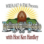Rolling Hills Radio to Feature Kent Knappenberger and Ashley Brooke Toussant on Jan. 29