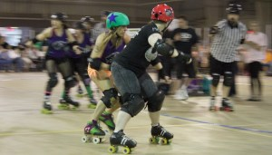 Babes of Wrath Roller Derby Returns to Jamestown Saturday, Aug. 22