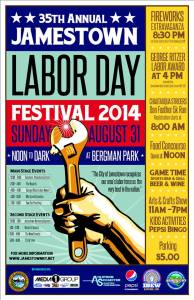 [LISTEN] City Officials Prepare for 35th Annual Labor Day Festival