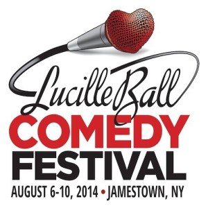 Lucille Ball Comedy Festival Kicks Off Wednesday with Exclusive Exhibit and Lucille 'Ball'