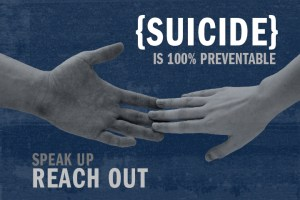 Chautauqua County Suicide Awareness and Prevention Material Distributed