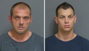 Two Arrested For Alleged Sale, Possession of Methamphetamine