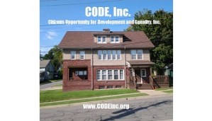CODE Inc. to Receive $540,000 in State Funding for Home Rehab Programs