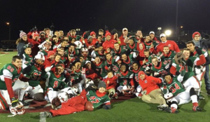 Jamestown Wins State Title in HS Football