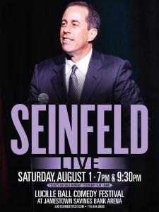 Seinfeld 36x48 Poster Jamestown OSM