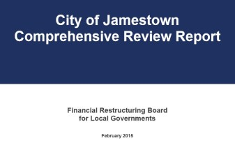 jamestown restructuring board