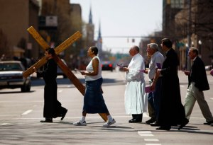 Cross Walk Scheduled for Good Friday in Downtown Jamestown
