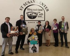 St. Susan Center Annual Basket Fair is Saturday at JCC