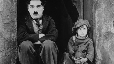 """Charlie Chaplin's """"The Kid"""" will be shown Saturday, June 27 at the Reg Lenna Center for the Arts, with live music accompanying the presentation, performed by the Peacherine Ragtime Society Orchestra."""