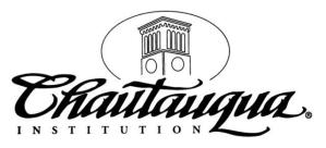 Search Officially Begins for Chautauqua Institution's New President