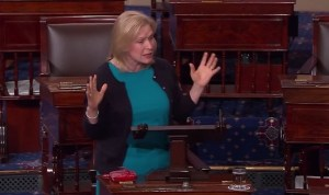 [WATCH] Gillibrand Speaks Out Against Plan to Defund Planned Parenthood
