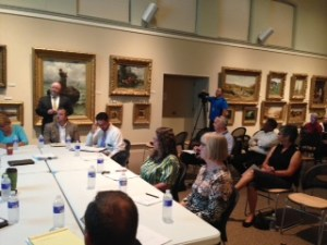 [LISTEN] Prendergast Library Holds off on Art Auction, Schedules Public Input Session
