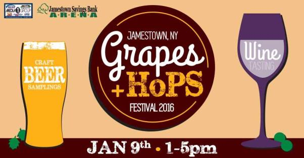 Grapes and Hops 2