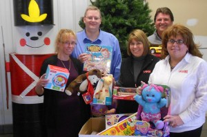 Toys for Tots  Drive Now Underway
