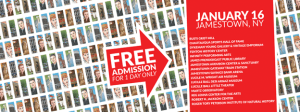 [LISTEN] Doors Open Jamestown 2016 Set for Saturday, Jan. 16