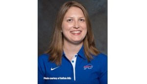 Bills Hire NFL's First Full Time Female Coach