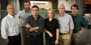 Best Picture Nominee 'Spotlight' Showing Saturday at Reg Lenna