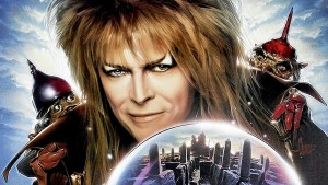 Reg Lenna Center for The Arts shows David Bowie in Labyrinth Wednesday Night