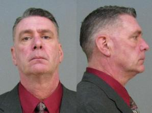 A booking photo of former Chautauqua County Jail Corrections Officer Jeffrey Swan, who was charged with having sexual contact with an inmate in 2014.