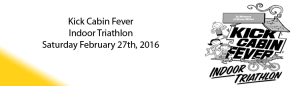Kick Cabin Fever Indoor Triathlon to Raise Awareness, Funding for Suicide Prevention